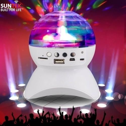 Đèn LED chiếu vũ trường kiêm Loa Bluetooth SUNTEK L-740