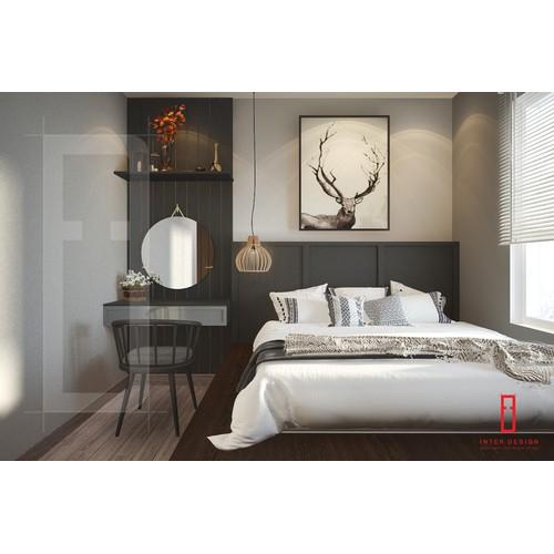 Gói thiết kế và thi công nội thất style Tân cổ điển vô cùng hấp dẫn cho căn hộ dưới 55m2 - 8010963 , 17694413 , 15_17694413 , 10000000 , Goi-thiet-ke-va-thi-cong-noi-that-style-Tan-co-dien-vo-cung-hap-dan-cho-can-ho-duoi-55m2-15_17694413 , sendo.vn , Gói thiết kế và thi công nội thất style Tân cổ điển vô cùng hấp dẫn cho căn hộ dưới 55m2