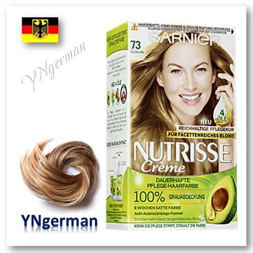 GARNIER Nutrisse Creme, 73 GOLDBLOND - Thuốc nhuộm tóc GARNIER 73 Đức - 4916718 , 17713814 , 15_17713814 , 298000 , GARNIER-Nutrisse-Creme-73-GOLDBLOND-Thuoc-nhuom-toc-GARNIER-73-Duc-15_17713814 , sendo.vn , GARNIER Nutrisse Creme, 73 GOLDBLOND - Thuốc nhuộm tóc GARNIER 73 Đức