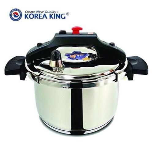Nồi áp suất Korea King KSP-600SS 6l - 4914785 , 17702563 , 15_17702563 , 2749000 , Noi-ap-suat-Korea-King-KSP-600SS-6l-15_17702563 , sendo.vn , Nồi áp suất Korea King KSP-600SS 6l