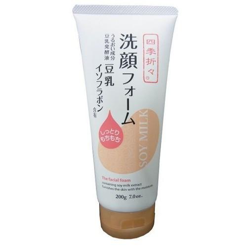 Siêu phẩm Sữa rửa mặt dưỡng ẩm mầm đậu nành Soy Milk The Facial Foam - 4912617 , 17693599 , 15_17693599 , 220000 , Sieu-pham-Sua-rua-mat-duong-am-mam-dau-nanh-Soy-Milk-The-Facial-Foam-15_17693599 , sendo.vn , Siêu phẩm Sữa rửa mặt dưỡng ẩm mầm đậu nành Soy Milk The Facial Foam