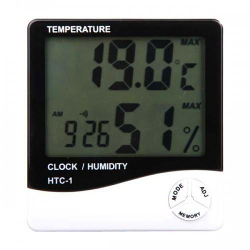 Đồng hồ với bộ ghi dữ liệu nhiệt độ, áp suất, độ ẩm trong không khí - 4911865 , 17692058 , 15_17692058 , 114000 , Dong-ho-voi-bo-ghi-du-lieu-nhiet-do-ap-suat-do-am-trong-khong-khi-15_17692058 , sendo.vn , Đồng hồ với bộ ghi dữ liệu nhiệt độ, áp suất, độ ẩm trong không khí