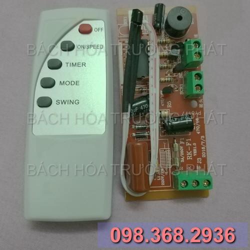 Combo 20 bộ mạch điều khiển quạt tiếng Anh