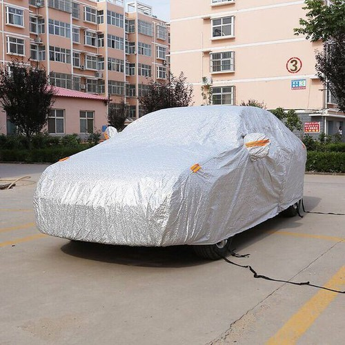 Bạt phủ xe ô tô SUV  có tai gương , bo chun 2 đầu cùng các dây đai, khóa cố định và khóa số  an toàn giúp bạt luôn ôm sát vào thân xe vừa gọn gàng vừa không lo bạt bị xô lật hay bị trộm lớp vải tráng  - 11571890 , 17707058 , 15_17707058 , 699000 , Bat-phu-xe-o-to-SUV-co-tai-guong-bo-chun-2-dau-cung-cac-day-dai-khoa-co-dinh-va-khoa-so-an-toan-giup-bat-luon-om-sat-vao-than-xe-vua-gon-gang-vua-khong-lo-bat-bi-xo-lat-hay-bi-trom-lop-vai-trang-PECA-chiu-
