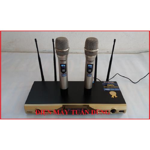 Mic không dây Shu.re KTV 9090U