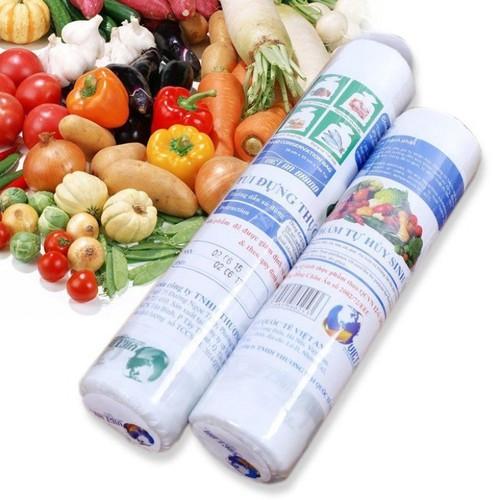 Túi đựng thực phẩm tự phân hủy 30*40*100c