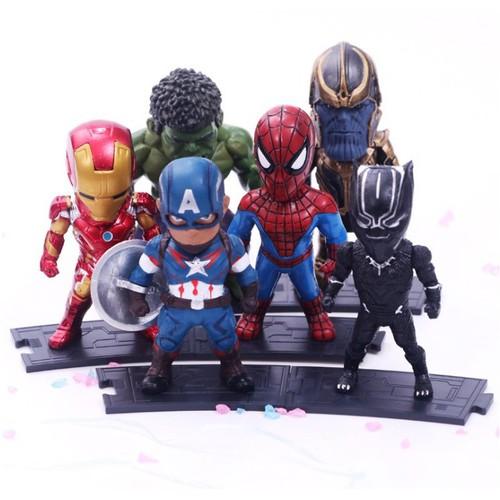 Mô hình 6 siêu anh hùng the Avengers End Game - 4718384 , 17693492 , 15_17693492 , 410000 , Mo-hinh-6-sieu-anh-hung-the-Avengers-End-Game-15_17693492 , sendo.vn , Mô hình 6 siêu anh hùng the Avengers End Game