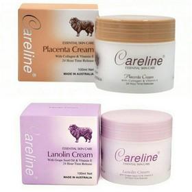 Kem dưỡng da nhau thai cừu Careline Úc - Kem dưỡng da nhau thai cừu
