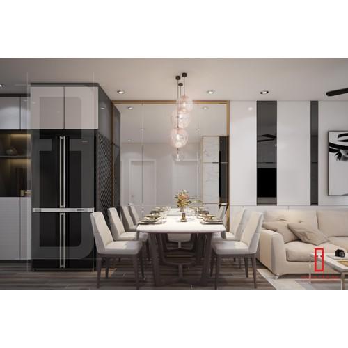 Gói thiết kế nội thất cho căn hộ dưới 55m2 phong cách Tân Cổ Điển - 8011817 , 17695615 , 15_17695615 , 15000000 , Goi-thiet-ke-noi-that-cho-can-ho-duoi-55m2-phong-cach-Tan-Co-Dien-15_17695615 , sendo.vn , Gói thiết kế nội thất cho căn hộ dưới 55m2 phong cách Tân Cổ Điển