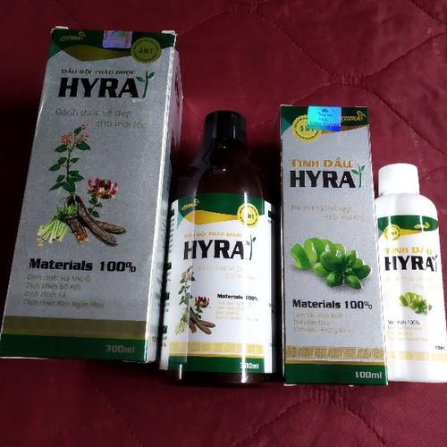 1 Dầu gội  Hyra và 1 Tinh dầu Hyra Việt Nam - 8018848 , 17703079 , 15_17703079 , 970000 , 1-Dau-goi-Hyra-va-1-Tinh-dau-Hyra-Viet-Nam-15_17703079 , sendo.vn , 1 Dầu gội  Hyra và 1 Tinh dầu Hyra Việt Nam