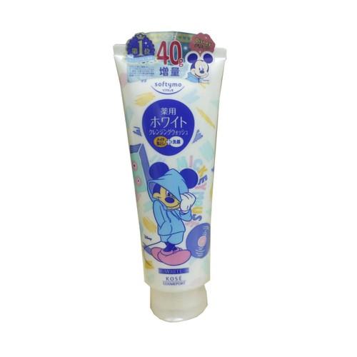 Sữa rửa mặt làm trắng da KOSE Softymo White 230g - Nhật Bản -Disney - 7693716 , 17706803 , 15_17706803 , 200000 , Sua-rua-mat-lam-trang-da-KOSE-Softymo-White-230g-Nhat-Ban-Disney-15_17706803 , sendo.vn , Sữa rửa mặt làm trắng da KOSE Softymo White 230g - Nhật Bản -Disney