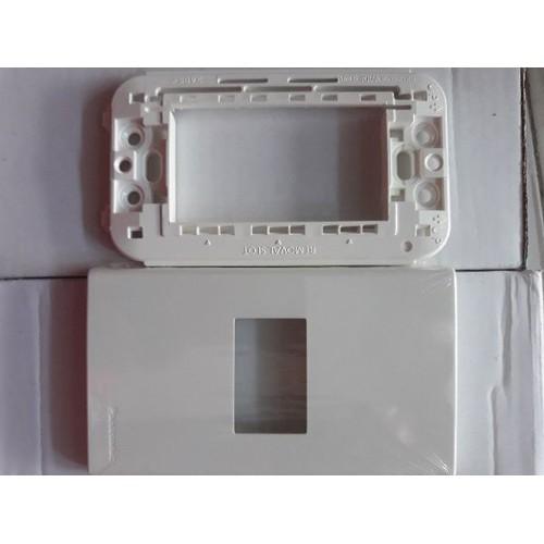 Mặt 1 thiết bị ổ cắm hoặc công tắc Panasonic - 4915354 , 17705461 , 15_17705461 , 13000 , Mat-1-thiet-bi-o-cam-hoac-cong-tac-Panasonic-15_17705461 , sendo.vn , Mặt 1 thiết bị ổ cắm hoặc công tắc Panasonic