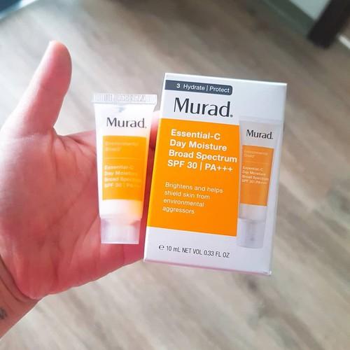 10ml fullbox-Kem dưỡng trắng và chống nắng Murad Essential-C Day Moisture SPF 30 +++ - 8012384 , 17696558 , 15_17696558 , 250000 , 10ml-fullbox-Kem-duong-trang-va-chong-nang-Murad-Essential-C-Day-Moisture-SPF-30--15_17696558 , sendo.vn , 10ml fullbox-Kem dưỡng trắng và chống nắng Murad Essential-C Day Moisture SPF 30 +++