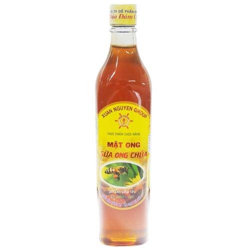 Mật ong sữa ong chúa Xuân Nguyên chai 500ml