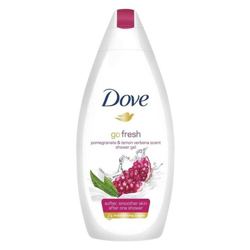 Sữa Tắm Dove Pomegranate And Lemon Verbena Scent 500ml