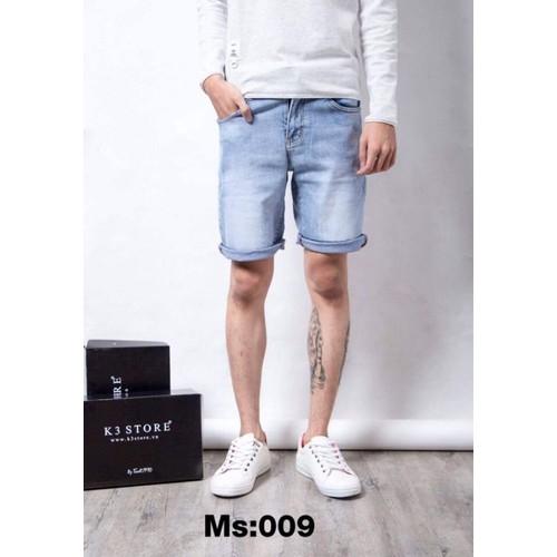 Quần short jeans nam wash đẹp - 8011084 , 17694546 , 15_17694546 , 135000 , Quan-short-jeans-nam-wash-dep-15_17694546 , sendo.vn , Quần short jeans nam wash đẹp