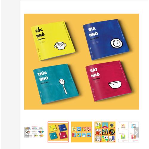 Sách Trẻ Em - Combo 10 Cuốn Maru Và Đồ Vật - Sách Trẻ Em
