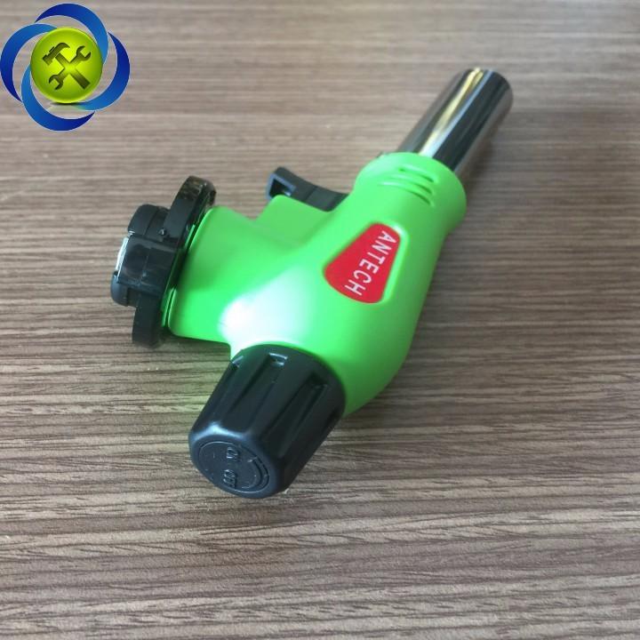 Đầu khò gas mini ANTECH M-581C có nút bấm 4
