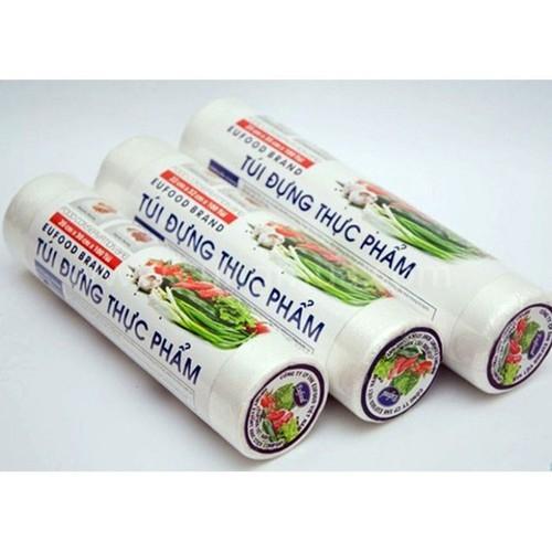 Cuộn 150 túi đựng thực phẩm sạch