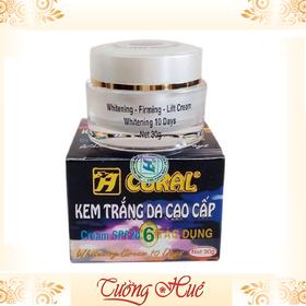 Kem Coral trắng da cao cấp 6 tác dụng spf 26 - Kem_Coral_Trang Da_30g-1