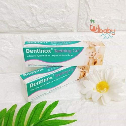Gel Bôi Hỗ Trợ Giảm Đau Khi Bé Mọc Răng Dentinox Đức 10g - 7596094 , 17704448 , 15_17704448 , 100000 , Gel-Boi-Ho-Tro-Giam-Dau-Khi-Be-Moc-Rang-Dentinox-Duc-10g-15_17704448 , sendo.vn , Gel Bôi Hỗ Trợ Giảm Đau Khi Bé Mọc Răng Dentinox Đức 10g