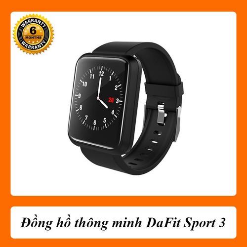 Đồng Hồ Thông Minh DaFit Sport 3