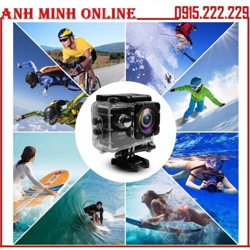 Camera hành động Waterproof Sports Cam 1080 Full HD