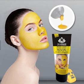 Mặt nạ Peel Off Collagen lột mụn đầu đen, chống nếp nhăn và lão hóa da - Mặt nạ Peel Off