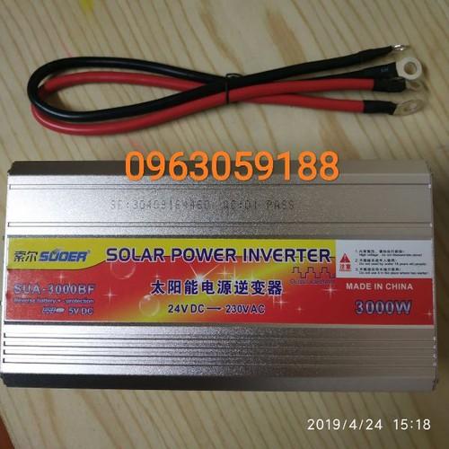 Bộ chuyển đổi từ 14v Lên 220V -3000w