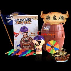 Trò chơi đâm hải tặc khổng lồ - Board game Candyshop88.vn