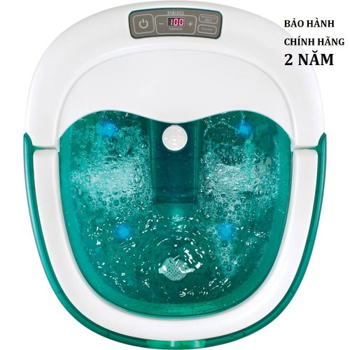 Bồn ngâm chân massage con lăn xoay tự động HoMedics FB 650 nhập khẩu chính hãng USA - 7694531 , 17714168 , 15_17714168 , 2750000 , Bon-ngam-chan-massage-con-lan-xoay-tu-dong-HoMedics-FB-650-nhap-khau-chinh-hang-USA-15_17714168 , sendo.vn , Bồn ngâm chân massage con lăn xoay tự động HoMedics FB 650 nhập khẩu chính hãng USA