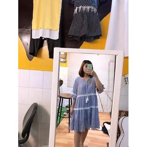 Đầm baby doll QC cực xinh