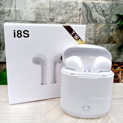 Tai Nghe Bluetooth TWS I8S 2 Bên Tai