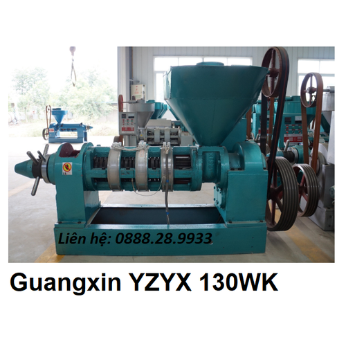Máy ép dầu lạc công nghiệp Guangxin YZYX 130WK - 11572390 , 17709239 , 15_17709239 , 130000000 , May-ep-dau-lac-cong-nghiep-Guangxin-YZYX-130WK-15_17709239 , sendo.vn , Máy ép dầu lạc công nghiệp Guangxin YZYX 130WK