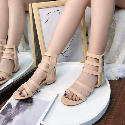 giày sandal rọ cổ cao