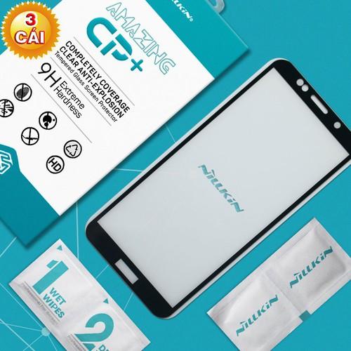 Combo 3 miếng kính cường lực Huawei Honor 7S Full Nillkin đen - 8025577 , 17706008 , 15_17706008 , 283000 , Combo-3-mieng-kinh-cuong-luc-Huawei-Honor-7S-Full-Nillkin-den-15_17706008 , sendo.vn , Combo 3 miếng kính cường lực Huawei Honor 7S Full Nillkin đen