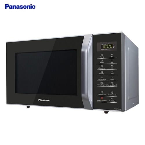 Lò Vi Sóng Panasonic NN-GT35HMYUE 23L - Trắng Đen - 8040133 , 17712417 , 15_17712417 , 2629000 , Lo-Vi-Song-Panasonic-NN-GT35HMYUE-23L-Trang-Den-15_17712417 , sendo.vn , Lò Vi Sóng Panasonic NN-GT35HMYUE 23L - Trắng Đen