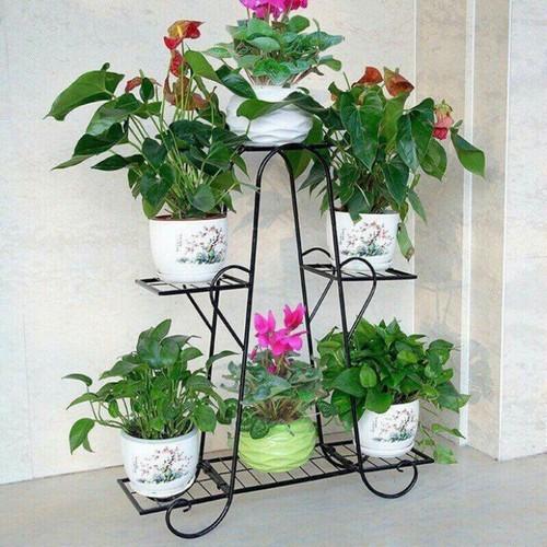 FREESHIP Kệ sắt để chậu hoa , cây cảnh – 4 tầng 6 chậu - 8011477 , 17695147 , 15_17695147 , 244000 , FREESHIP-Ke-sat-de-chau-hoa-cay-canh-4-tang-6-chau-15_17695147 , sendo.vn , FREESHIP Kệ sắt để chậu hoa , cây cảnh – 4 tầng 6 chậu