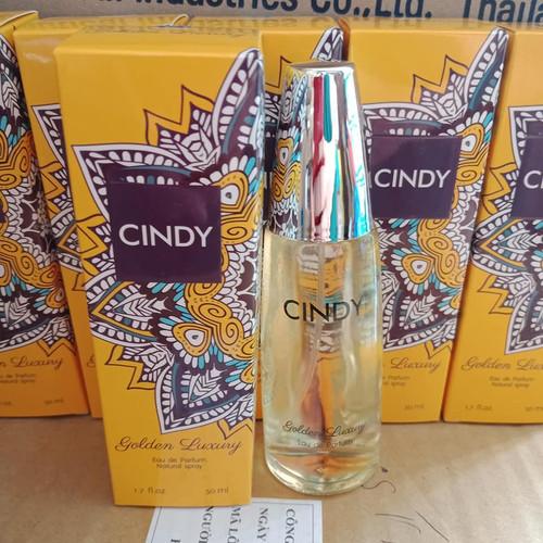 Nước hoa Cindy 50ml