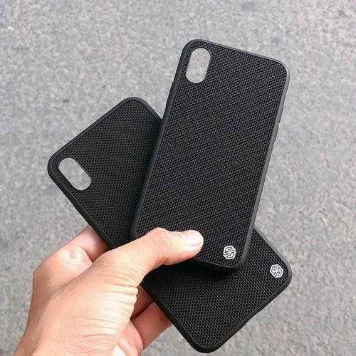 Ốp lưng Iphone X vải dù Nillkin Texture chính hãng - 7598547 , 17727228 , 15_17727228 , 190000 , Op-lung-Iphone-X-vai-du-Nillkin-Texture-chinh-hang-15_17727228 , sendo.vn , Ốp lưng Iphone X vải dù Nillkin Texture chính hãng