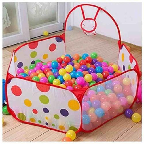 Lều bóng chấm bi tặng kèm 100 quả bóng cho bé - 4917964 , 17722480 , 15_17722480 , 110000 , Leu-bong-cham-bi-tang-kem-100-qua-bong-cho-be-15_17722480 , sendo.vn , Lều bóng chấm bi tặng kèm 100 quả bóng cho bé
