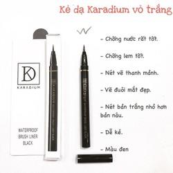 Bút dạ kẻ mắt karadium hàn quốc