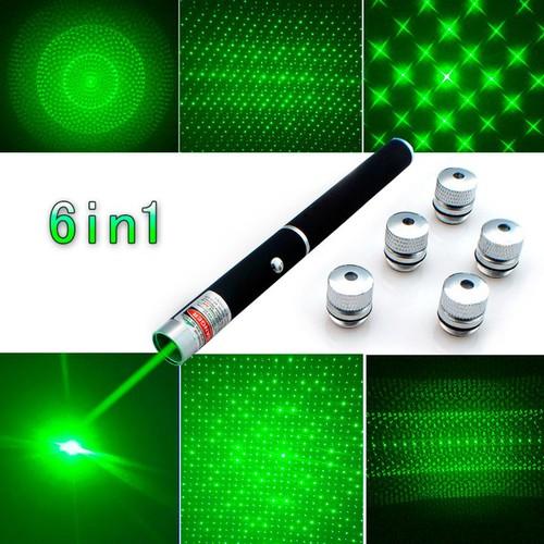 Bút laser tia xanh 6 trong 1 Green Laser Pointer - 8069453 , 17724557 , 15_17724557 , 149000 , But-laser-tia-xanh-6-trong-1-Green-Laser-Pointer-15_17724557 , sendo.vn , Bút laser tia xanh 6 trong 1 Green Laser Pointer