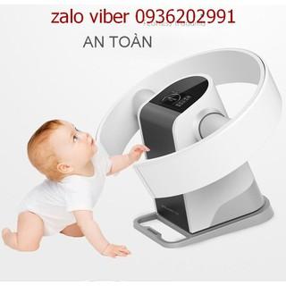 Quạt điện không cánh - quạt điện an toàn cho trẻ nhỏ - quạt không cánhgd42 thumbnail