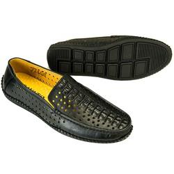 Giày lười nam | da bò thoáng khí