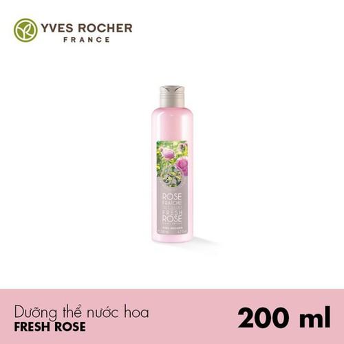Sữa tắm Yves Rocher Shower Gel Fresh Rose 200ml - 8103726 , 17738371 , 15_17738371 , 299000 , Sua-tam-Yves-Rocher-Shower-Gel-Fresh-Rose-200ml-15_17738371 , sendo.vn , Sữa tắm Yves Rocher Shower Gel Fresh Rose 200ml