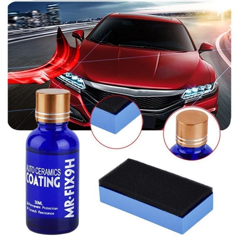 Phủ gốm Nano thân xe ô tô MR.FIX9H siêu bóng chống nước 2