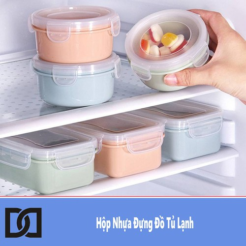 Hộp Nhựa Đựng Đồ Tủ Lạnh