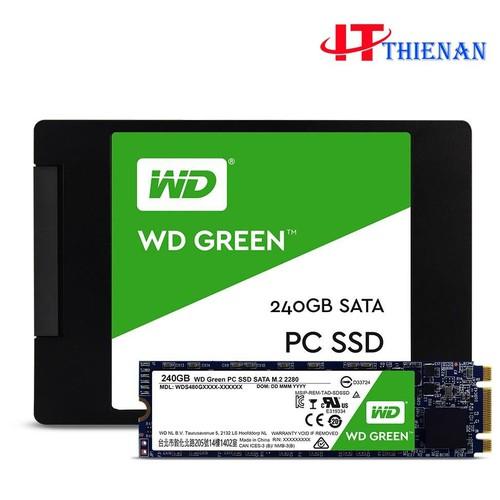 Ổ cứng SSD 240GB WD Green M2 Chính Hãng Minh Thông - 11574201 , 17720586 , 15_17720586 , 1090000 , O-cung-SSD-240GB-WD-Green-M2-Chinh-Hang-Minh-Thong-15_17720586 , sendo.vn , Ổ cứng SSD 240GB WD Green M2 Chính Hãng Minh Thông