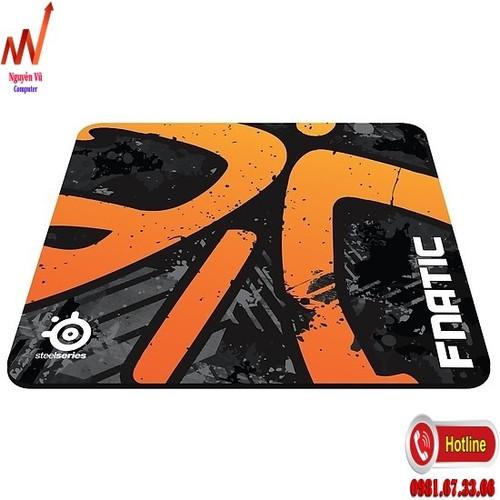 Bàn Di Chuột SteelSeries QCK Fnatic 450 x 400 x 4mm